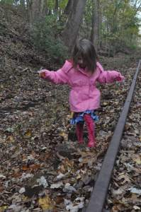 Hiking trail for kids in Maryland