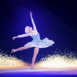 Disney on Ice presents World of Enchantments in South Florida, April 2017.