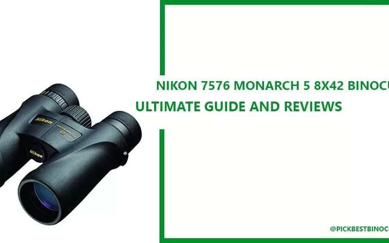 Nikon 7576 MONARCH5 8 x 42 Binocular (Black) Reviews