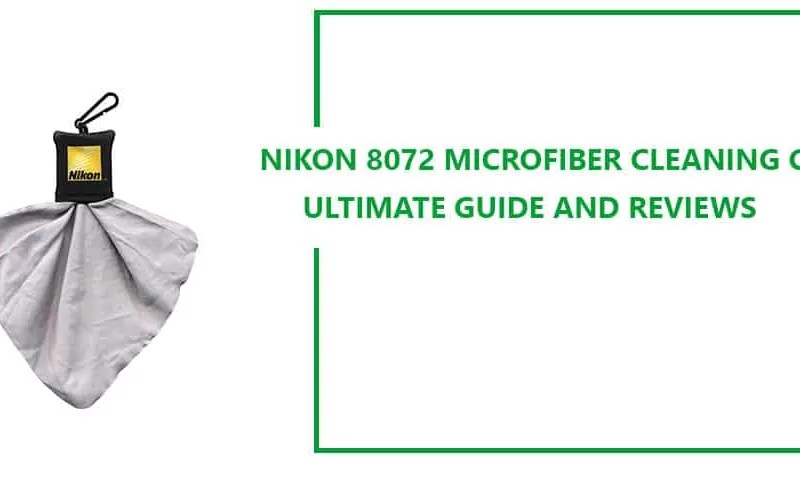 Nikon 8072 Microfiber Cleaning Cloth Reviews