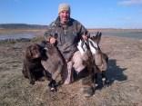 Nebraska Fall Waterfowl Guided Hunts