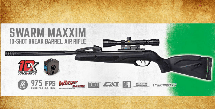 GAMO Swarm Maxxim Air Rifle Review
