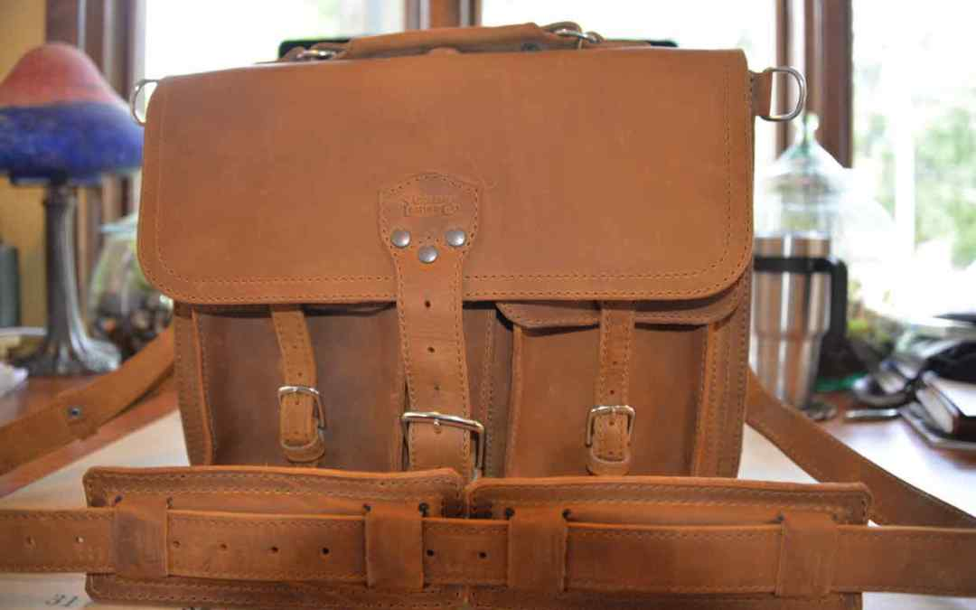 Saddleback Leather Briefcase Review