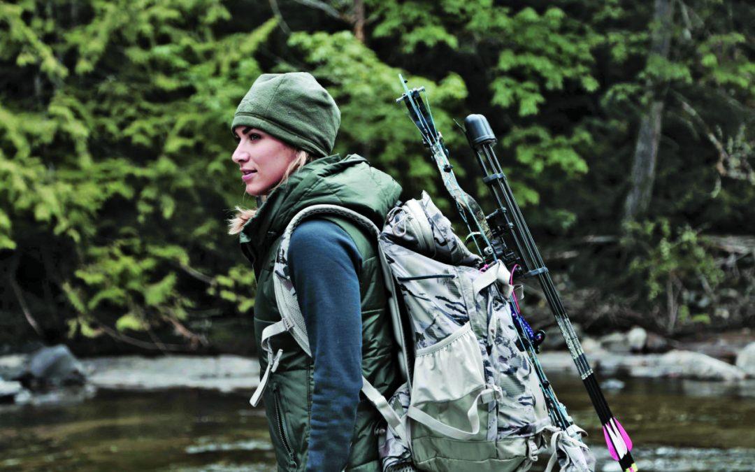 Taking Aim with Eva Shockey