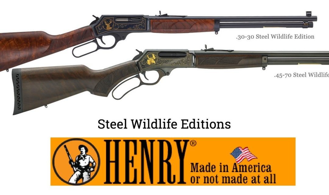 Henry Steel Wildlife 45-70 Rifle Review