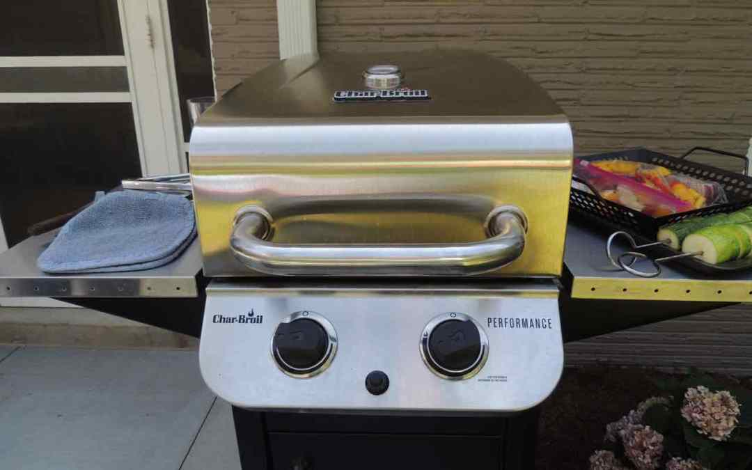 A Grilling Great Time.