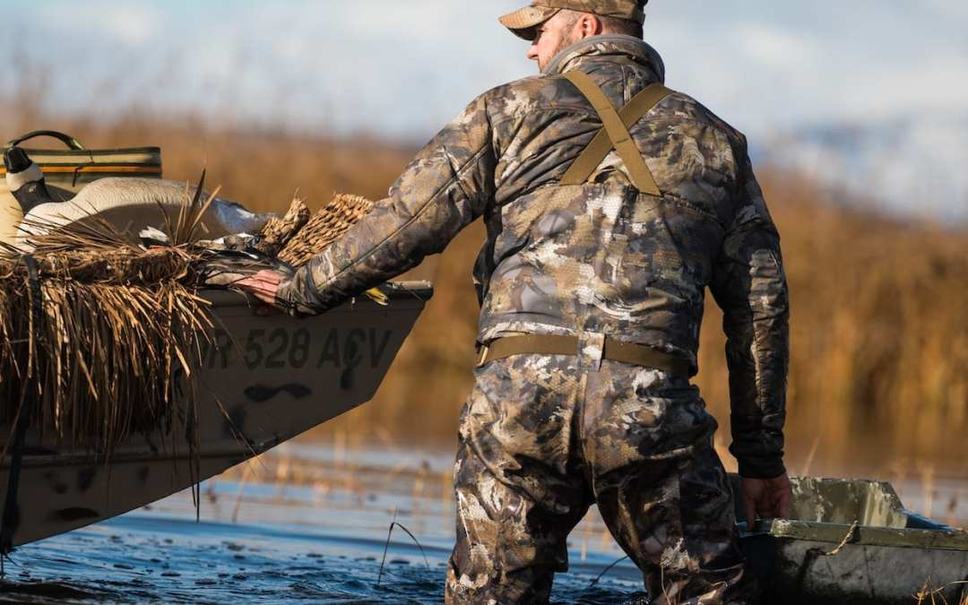 First Look Sitka Gear Delta Waders