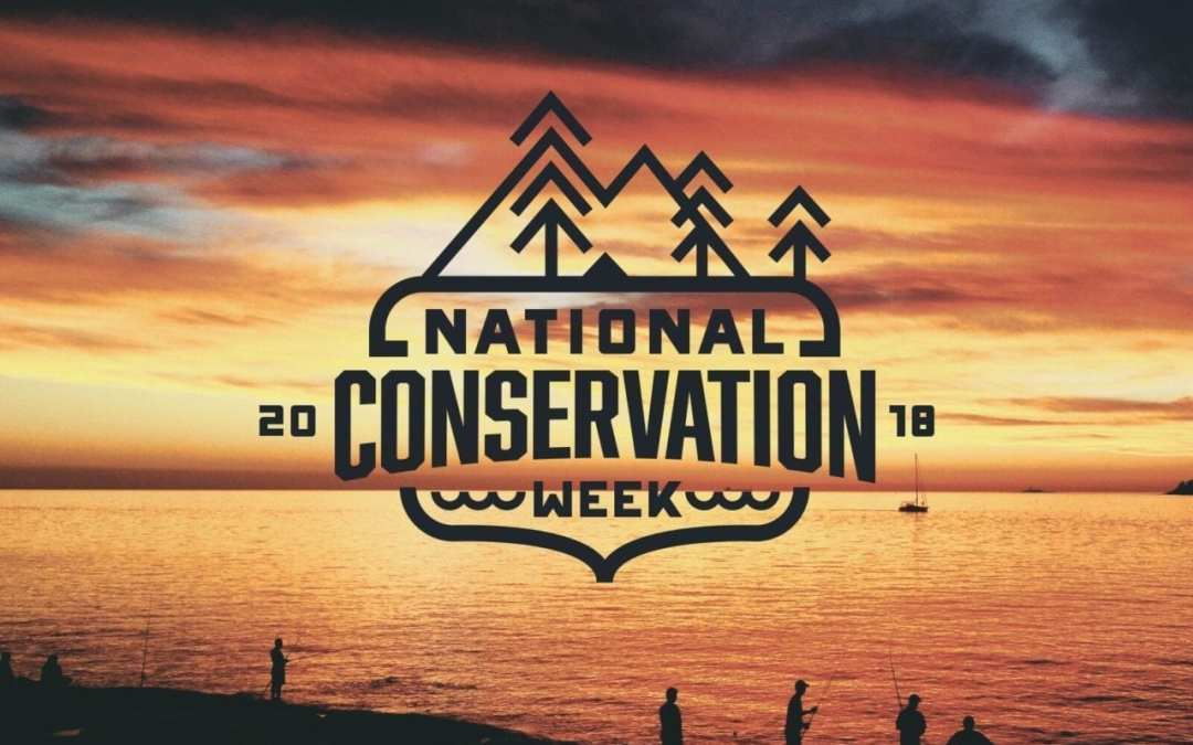 National Conservation Week is a Chance for Hunters and Anglers to Step Up