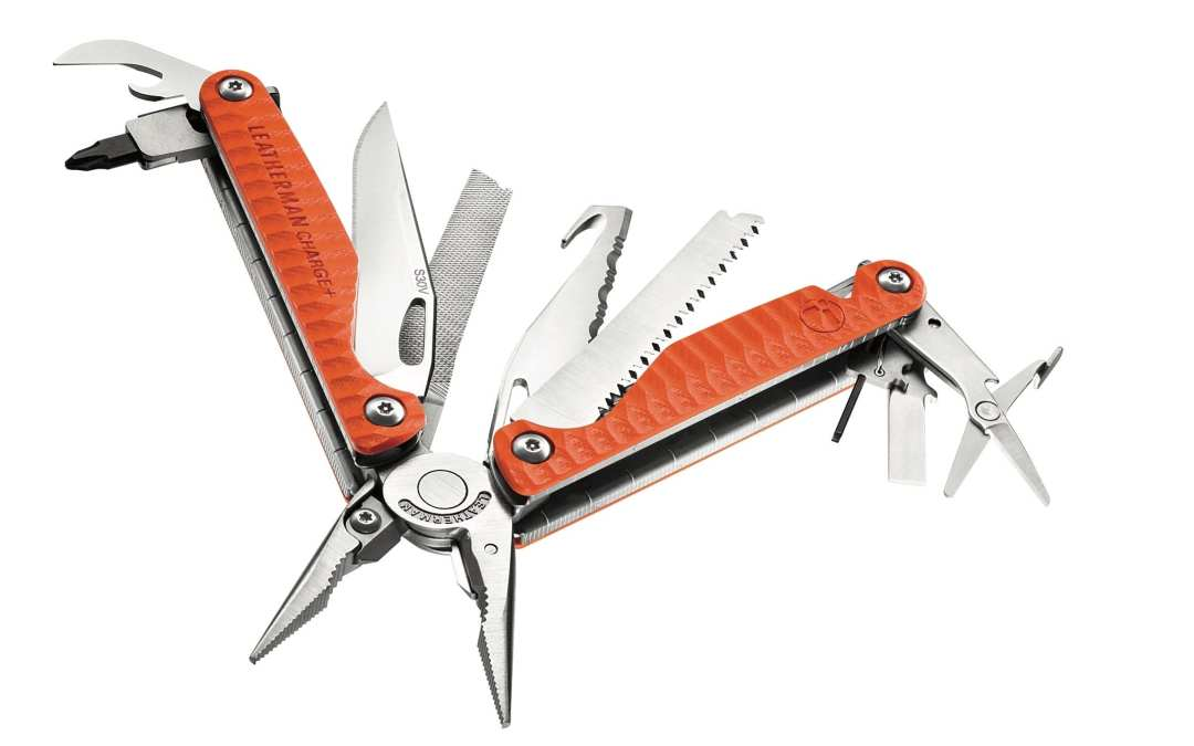 Leatherman Makes Major Changes to the Charge+