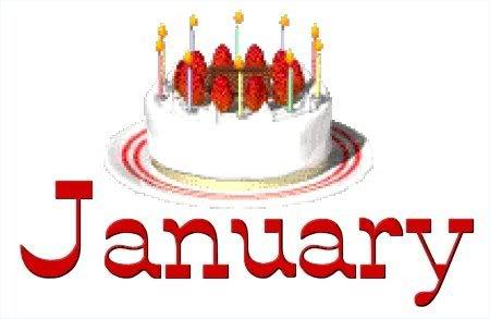HAPPY BIRTHDAY ALL JANUARY BIRTHDAYS - General Chit Chat ...