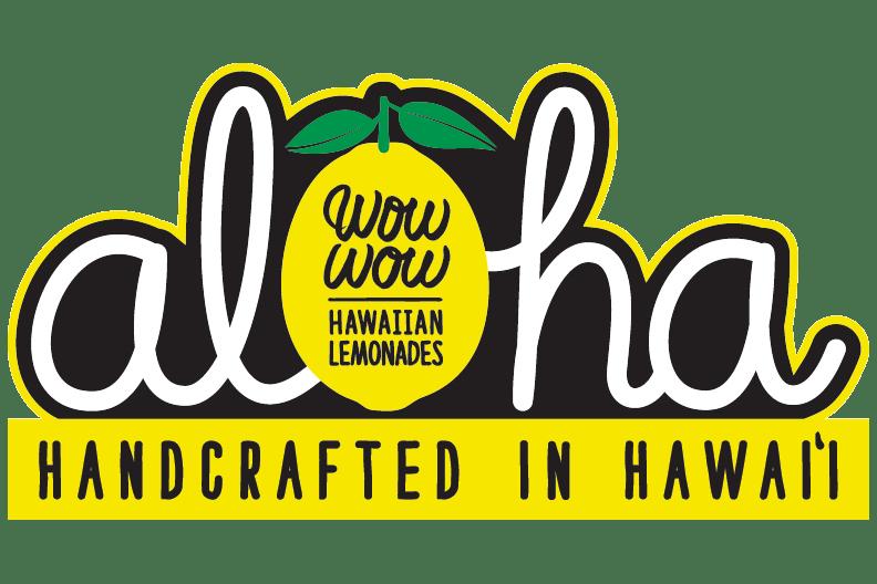 Wow Wow Hawaiian Lemonade Logo