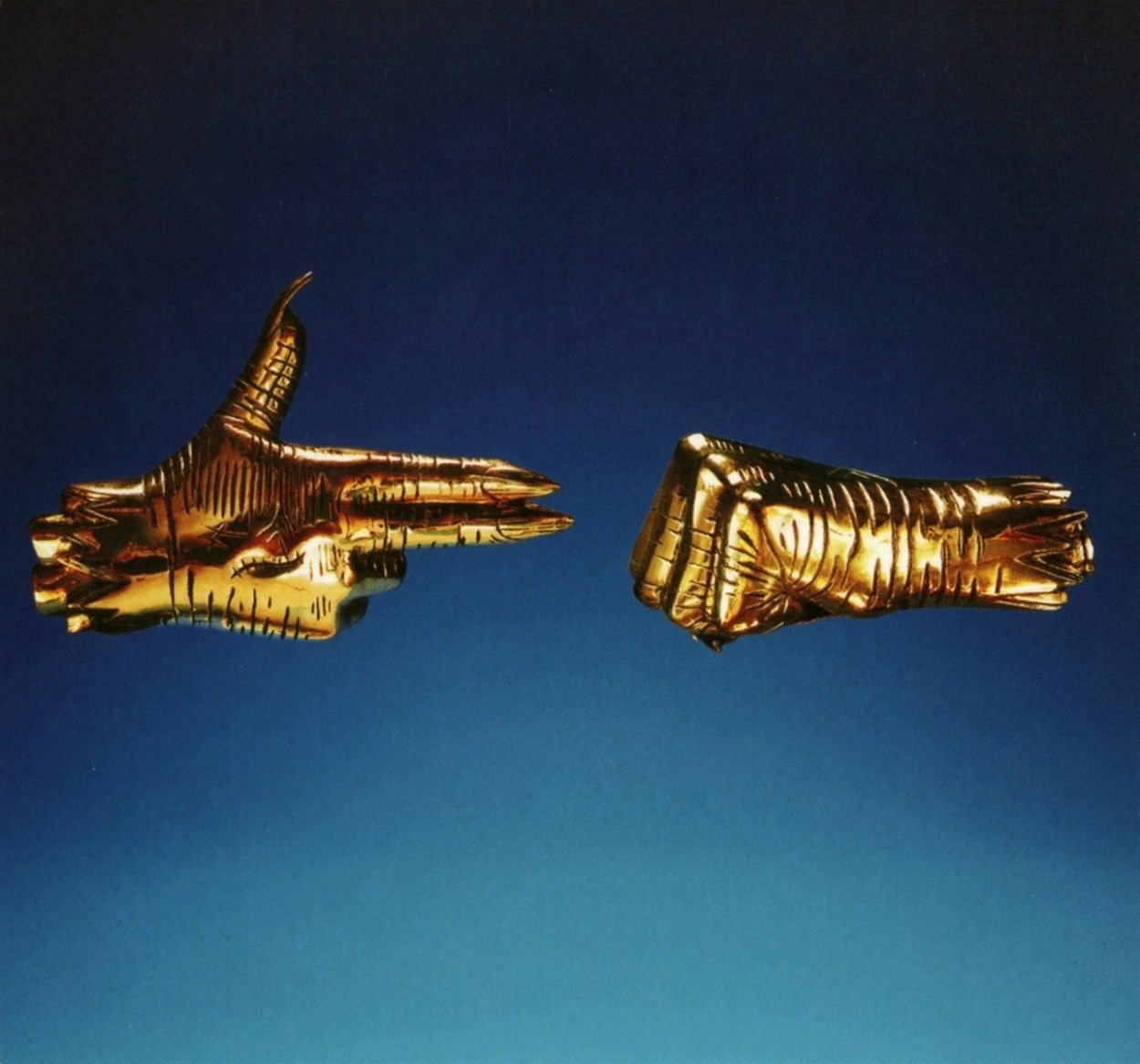 Run The Jewels Logo