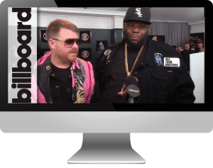 Web Design Marketing For Run The Jewels & The Swag Shop