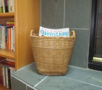 I can think of so many uses for this basket!