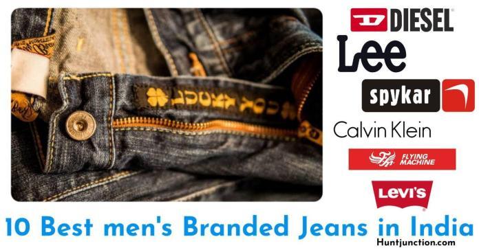 10 Best Men's Branded Jeans In India