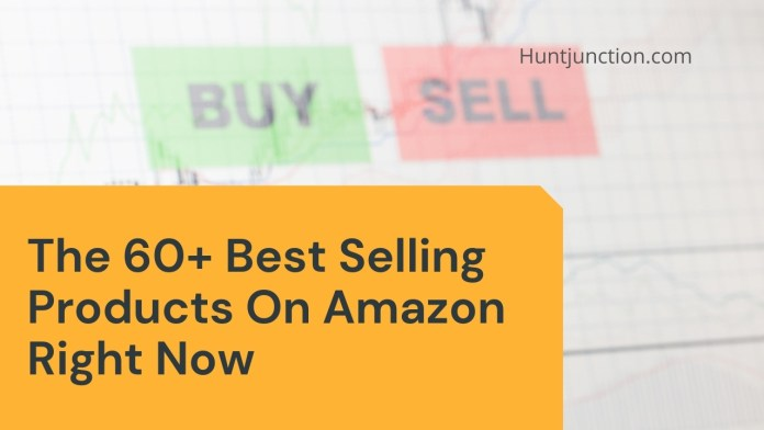 The 60+ Best Selling Products On Amazon Right Now