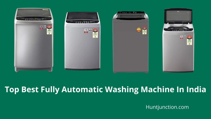 Top Best Fully Automatic Washing Machine In India