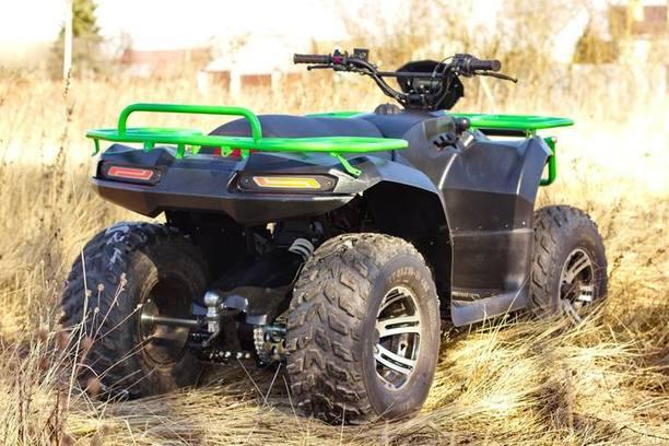 Quad bike irbis 150.