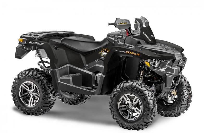 Quad Bike Stels ATV 800 Guepard