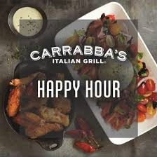 carrabas happy hour