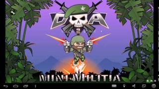 Doodle Army 2 Mini Militia Mod Apk