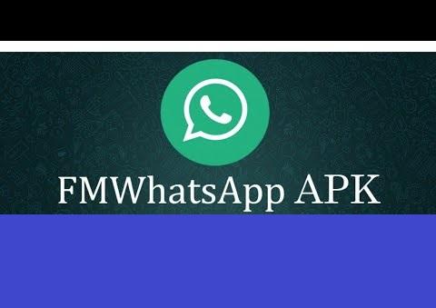 APK FMWhatsApp