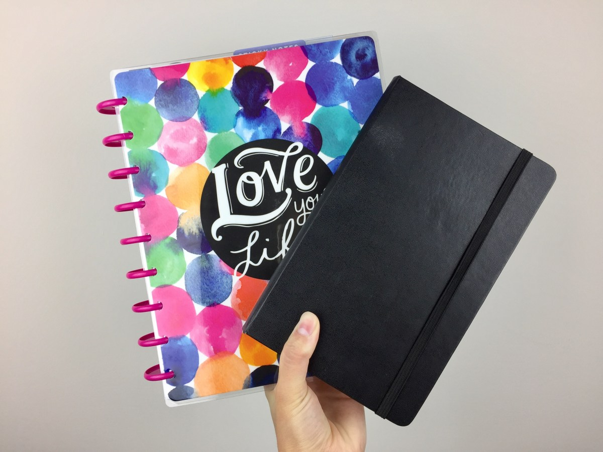 Why I Switched From Bullet Journaling Back To A Planner + The Pros & Cons of Both