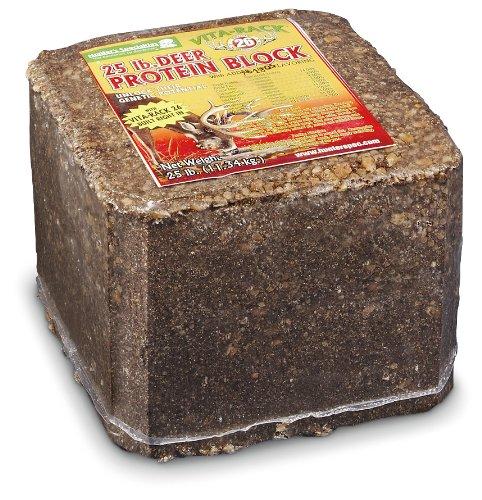 Granulated molasses sweet lick