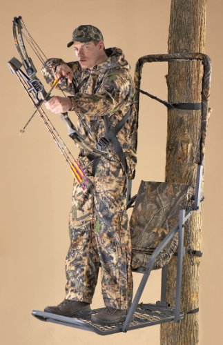Best Tree Stands Reviews Of Climbing Hang On And Ladder