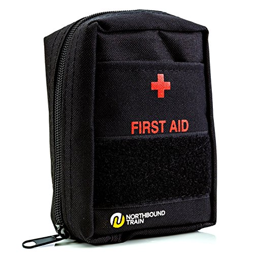 Light and Durable First Aid Kit for Camping, Hiking, Car