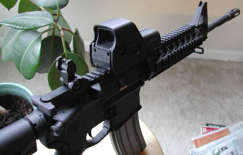best ar15 holographic sight reviews