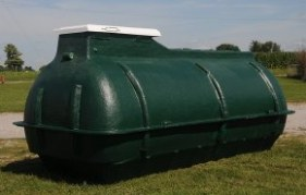 Lifesaver LS-20 Person Underground Storm Shelter