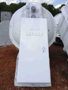 Mini Refuge storm shelter