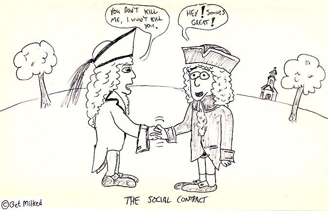 Imagini pentru contractul social