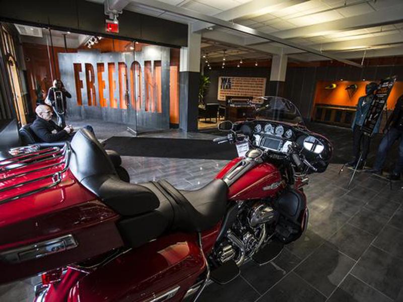 Harley Freedom