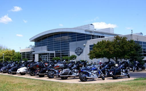 HARLEY-DAVIDSON WILLIE G. DAVIDSON PRODUCT DEVELOPMENT CENTER