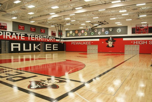 PEWAUKEE HIGH SCHOOL ADDITION AND REMODEL
