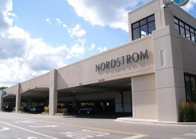 MAYFAIR MALL NORDSTROM PARKING DECK