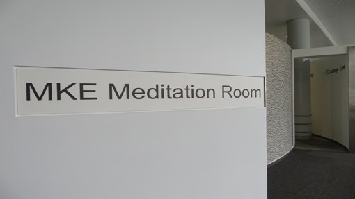 INTERFAITH AIRPORT MEDITATION ROOM OF MILWAUKEE