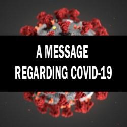 Hunzinger's statement on COVID-19