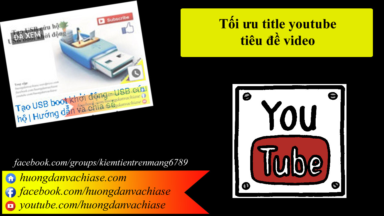 Toi uu title youtube (tieu de video)