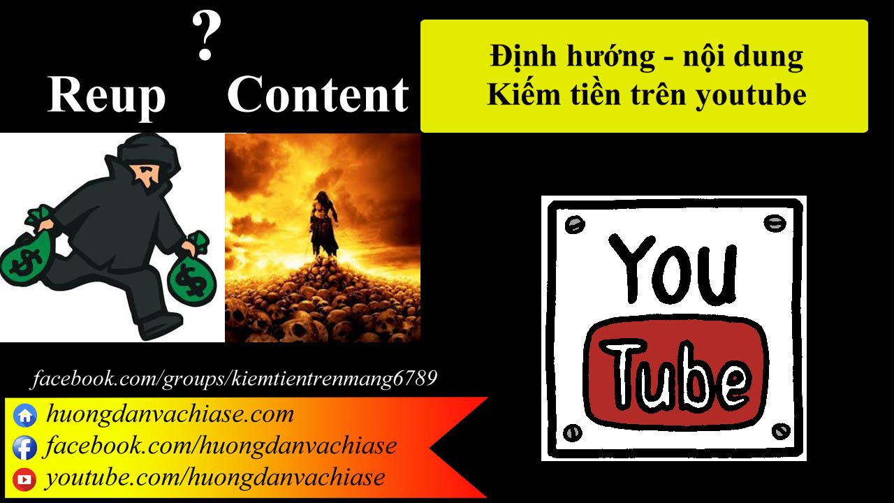 dinh huong noi dung youtube