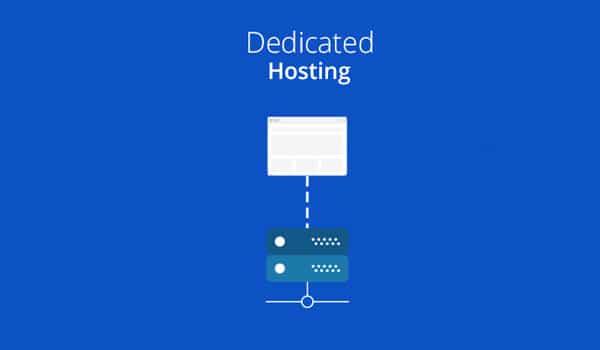 Dedicated hosting là gì?