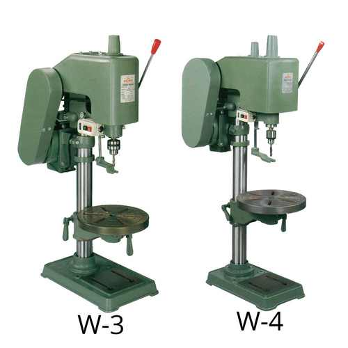 W-3 & W-4 Drilling & Tapping Machine