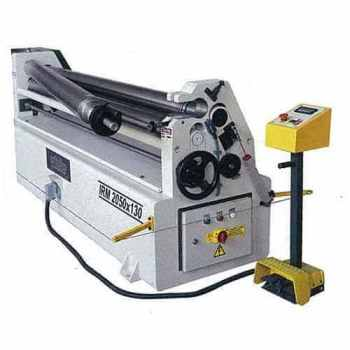 IRM Series 3 Rolls Mechanical/Motorised Plate Bending Machines