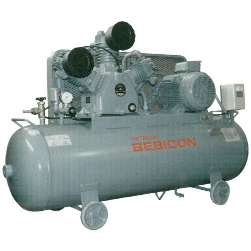 Hitachi Lubricated BEBICON Air Compressor