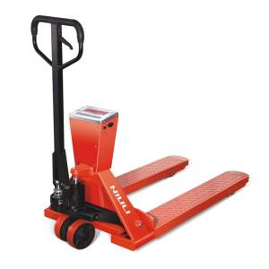 CBY-CW pallet truck with weight scale