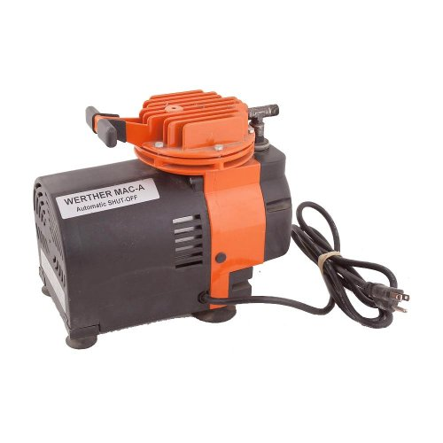 Mac A60 silent air compressor
