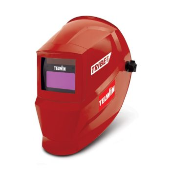 TRIBE RED Welding Helmet