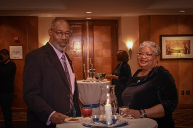 MAR Pres Toni Johnson Connor and husband Fred